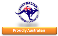 proudly Australian owned and operated
